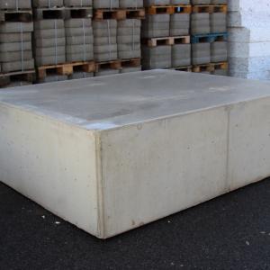 Betong flytblock 2,4×2,03×0,72 m