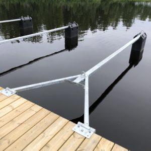 Båtbom Vega 4 meter